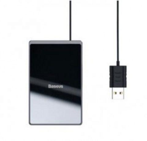 شارژر وایرلس بیسوس Baseus Card Ultra-thin Wireless Charger WX01B-01