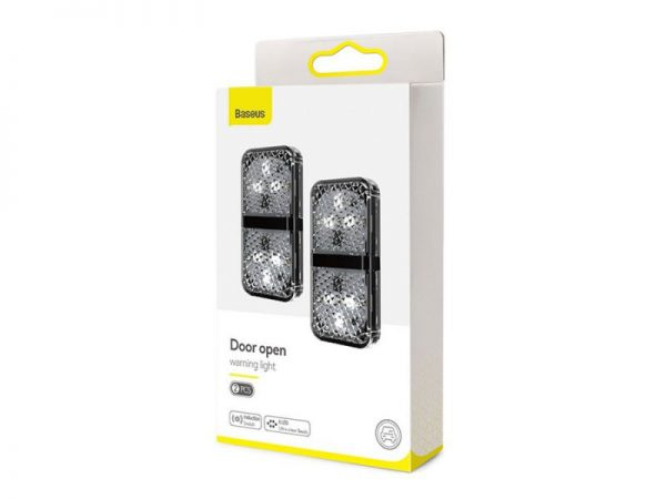 چراغ خطر درب خودرو بیسوس Baseus Car Door Open Warning Light CRFZD-01