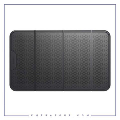 هولدر چندکاره بیسوس Baseus Folding Bracket Antiskid Pad Transparent SUWNT-01