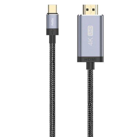 کابل تبدیل Type-C به HDMI توتو TOTU BT-011