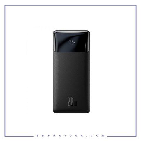 پاوربانک 20000 بیسوس 20wوات Baseus Bipow Digital Display PPBD20 PPDML-M01