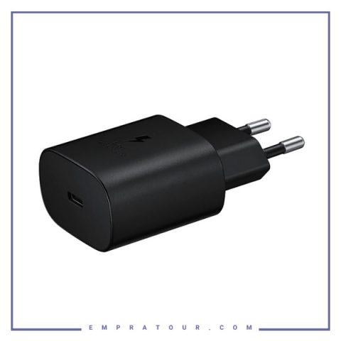 آداپتور سوپر فست شارژ اصلی سامسونگ Samsung 25W PD Adapter EP-TA800.