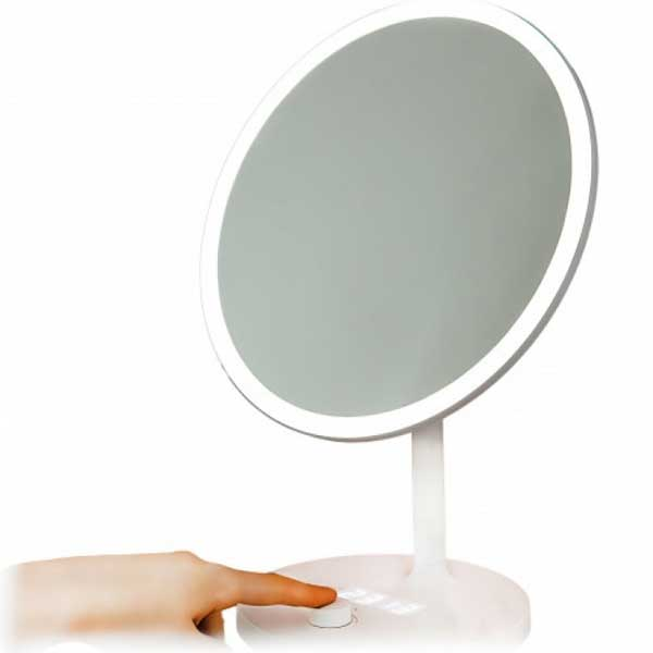 آینه آرایشی شیائومی Xiaomi judy led makeup mirror nv535 timestyle
