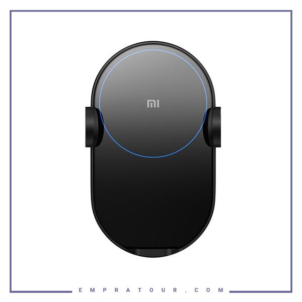 هولدر و شارژر وایرلس شیائومی Xiaomi 20W Wireless Car Charge