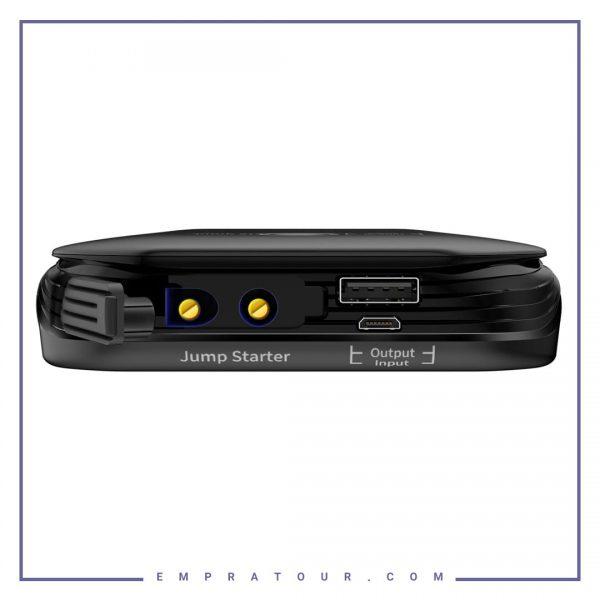 پاوربانک و جامپ استارتر خودرو بیسوس Baseus Super Energy Car Jump Starter CRJS01-01