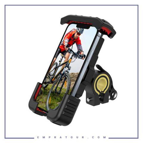 پایه نگهدارنده مخصوص دوچرخه و موتورسیکلت JOYROOM JR-ZS264 Funny Phone Holder