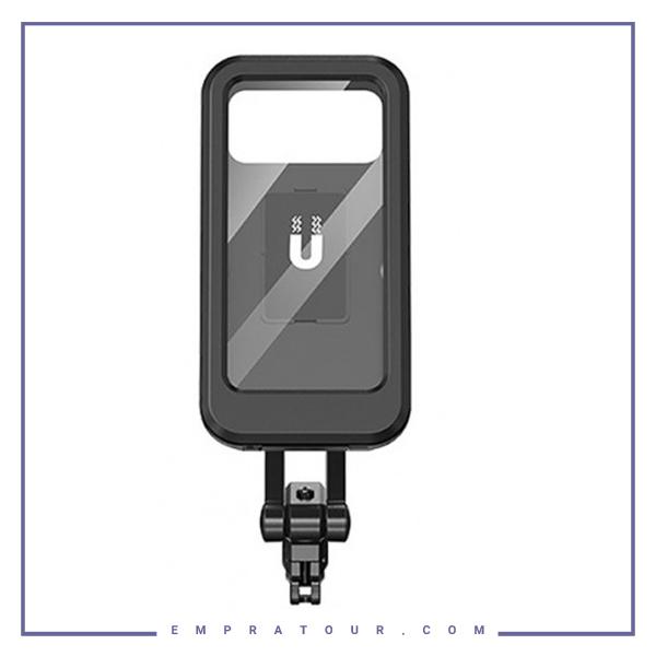 هولدر مخصوص دوچرخه و موتور راک Rock Universal Retractable Bike Phone Mount RPH0975