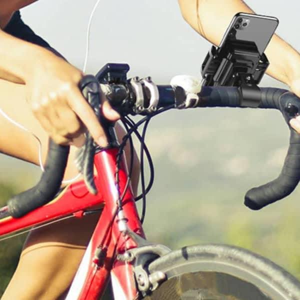 پایه نگهدارنده مخصوص دوچرخه و موتورسیکلت راک ROCK RPH0949 Universal Bike Phone Mount