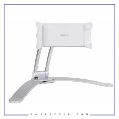 پایه نگهدارنده موبایل و تبلت راک مدل Rock Universal Adjustable Desktop Stans Suspensible RPH0877