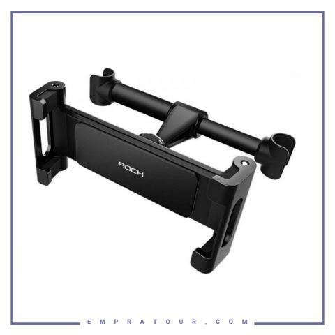 پایه نگهدارنده موبایل و تبلت صندلی عقب خودرو راک Rock Headrest Mount RPH0838