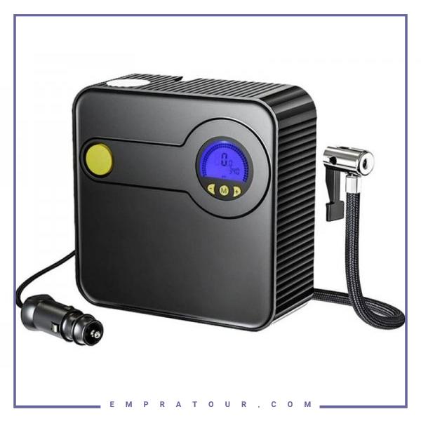 پمپ باد قابل حمل Rock RST10747 Multifunctional Portable Car Air Pump