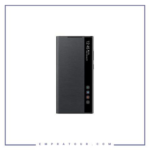 کیف کلاسوری رسمی سامسونگ مدل SMART CLEAR VIEW COVER EF-ZN980 NOTE 20