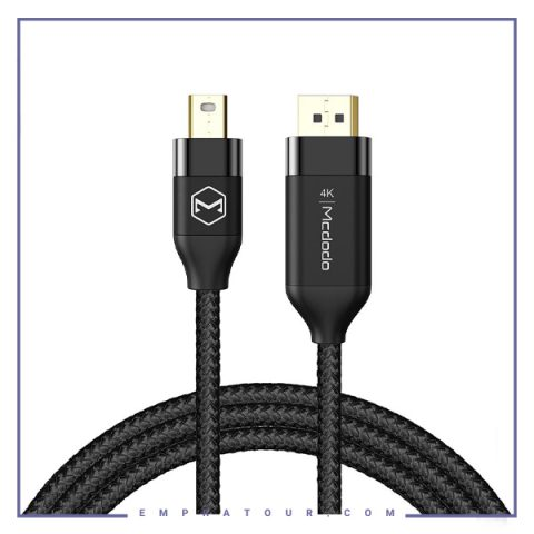 کابل DP به Mini DP مک دودو Mcdodo CA-8150 Mini DP to DP Cable